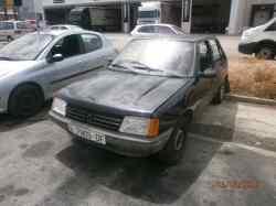 peugeot 205 berlina 1.1 mito   (60 cv) 1983-1996  VSC20AH1223