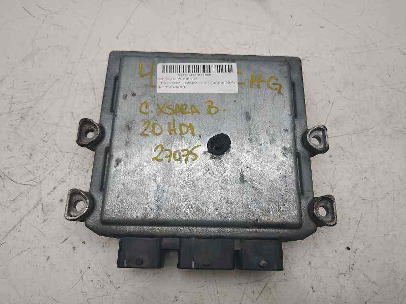 CENTRALITA MOTOR UCE CITROEN XSARA BERLINA 2.0 HDi 66kW Premier   (90 CV) |   07.99 - 12.05_img_0