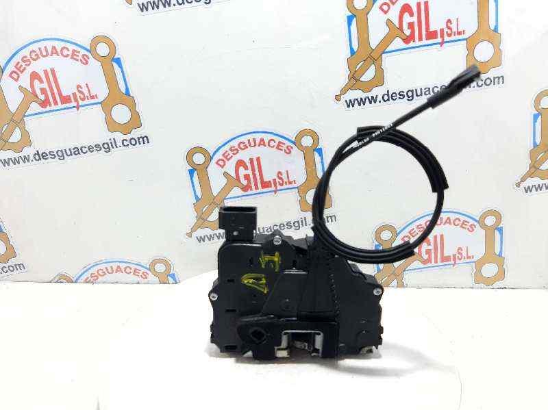 CERRADURA PUERTA DELANTERA IZQUIERDA  OPEL MERIVA B Selective  1.4 16V Turbo (bivalent. Gasolina / LPG) (120 CV) |   01.12 - 12.15_img_2