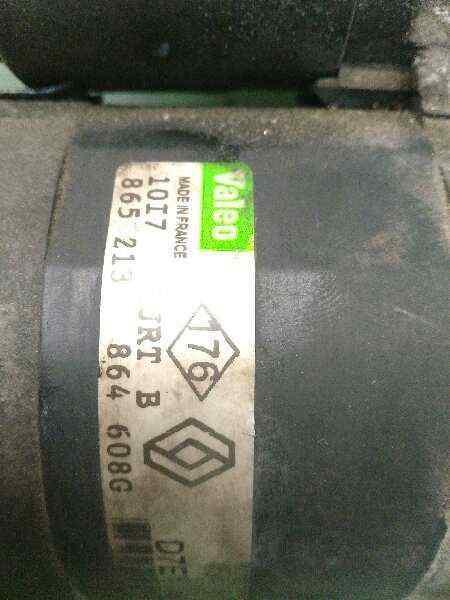 MOTOR ARRANQUE RENAULT TWINGO (CO6) 1.2 (C066/67/68)   (58 CV) |   12.96 - 12.99_img_2