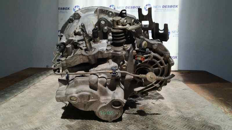 CAJA CAMBIOS RENAULT SCENIC II Confort Dynamique  1.9 dCi Diesel (120 CV)     06.03 - 12.05_img_5