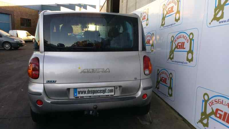 FIAT MULTIPLA (186) 1.9 JTD 110 ELX Eleganza   (116 CV) |   04.02 - ..._img_4