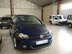 volkswagen golf plus (5m1) bluemotion edition  1.9 tdi (105 cv) 2008-2009 BXE