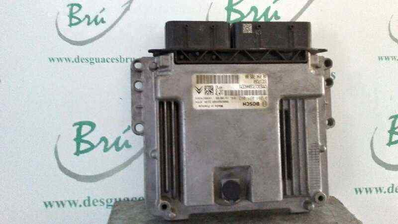 CENTRALITA MOTOR UCE CITROEN C-ELYSÉE Exclusive  1.6 Blue-HDI FAP (99 CV) |   ..._img_0