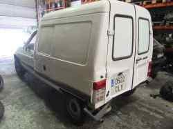 citroen c15 e  1.8 diesel (161) (60 cv) WJX VF7VDVV0005