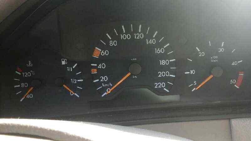 MERCEDES CLASE E (W210) BERLINA DIESEL 290 Turbodiesel (210.017)  2.9 Turbodiesel CAT (129 CV) |   01.96 - 12.98_img_4