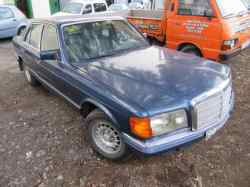 MERCEDES CLASE S (W126) BERLINA+COUPE 2.8