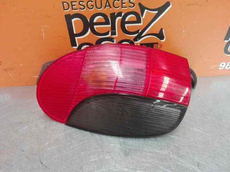PILOTO TRASERO IZQUIERDO PEUGEOT 306 BERLINA 3/4/5 PUERTAS (S2) XN  1.4  (75 CV) |   04.97 - 12.97_img_3