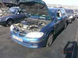 nissan almera (n16/e) acenta  2.2 16v turbodiesel cat (110 cv) 2002-2003 YD22 SJNFDAN16U0