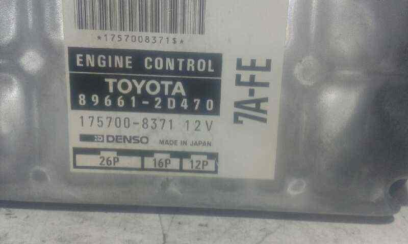 CENTRALITA MOTOR UCE TOYOTA CELICA (T20) 1.8 ST   (116 CV) |   11.93 - 12.99_img_0