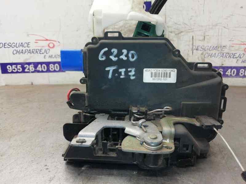 CERRADURA PUERTA TRASERA IZQUIERDA  SEAT IBIZA (6L1) Cool  1.4 16V (75 CV) |   05.04 - 12.06_img_0