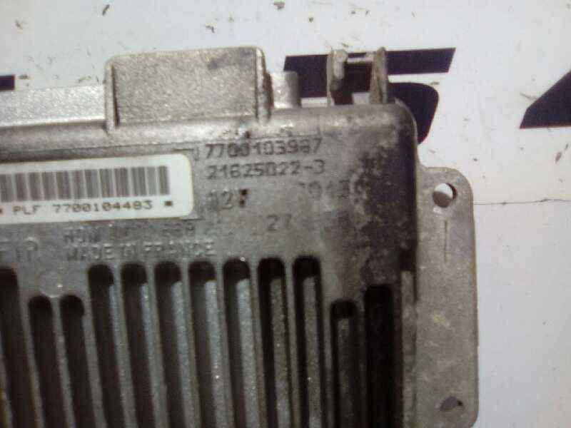 CENTRALITA MOTOR UCE RENAULT TWINGO (CO6) 1.2 Pack   (58 CV) |   12.96 - 12.00_img_1