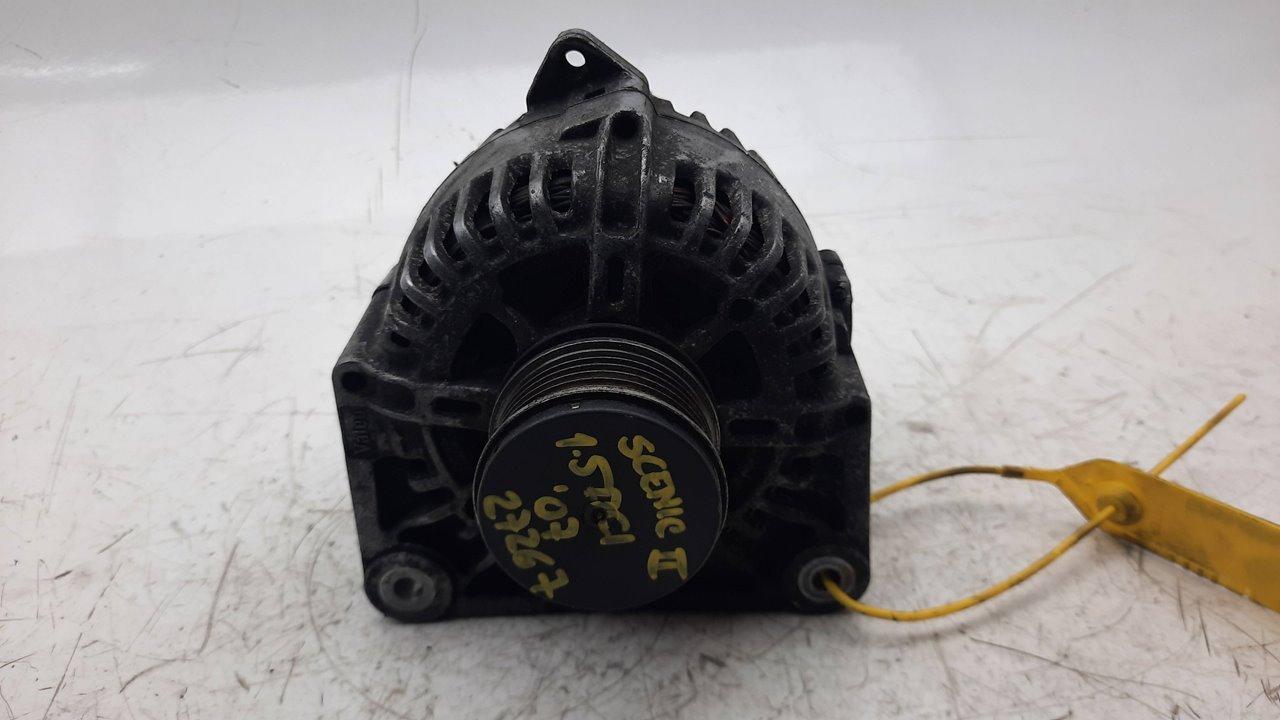 ALTERNADOR RENAULT SCENIC II Authentique  1.5 dCi Diesel (106 CV)     10.06 - ..._img_1