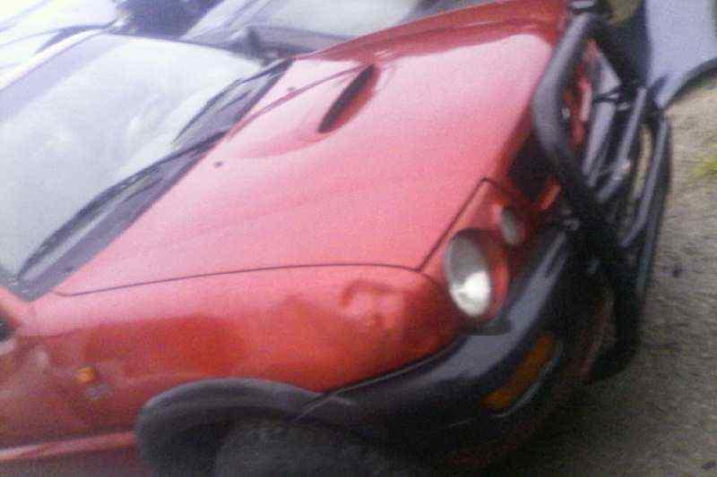 ELEVALUNAS DELANTERO IZQUIERDO NISSAN TERRANO/TERRANO II (R20) Avenue  2.7 Turbodiesel (125 CV) |   12.96 - ..._img_4