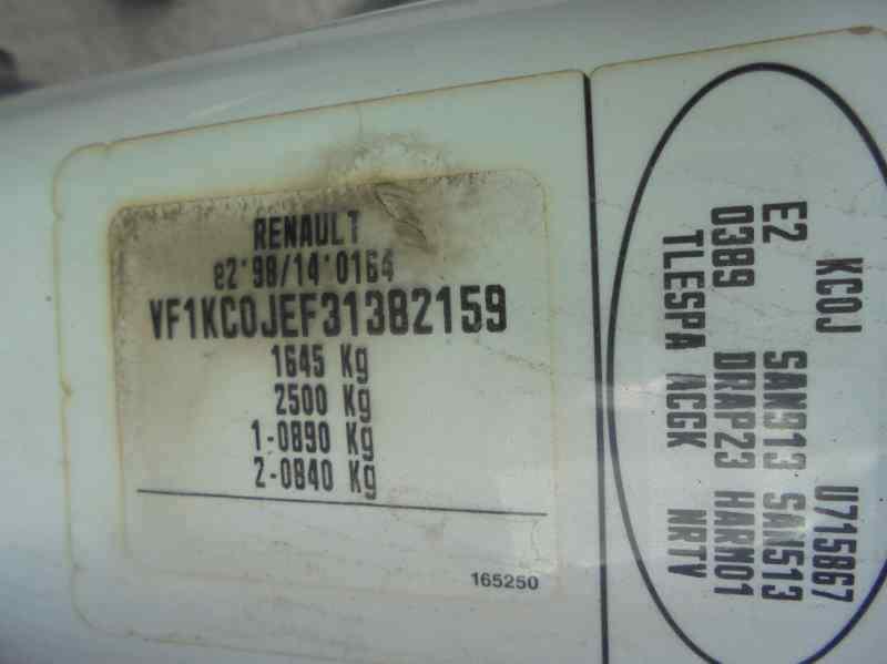 RENAULT KANGOO (F/KC0) Authentique  1.9 Diesel (64 CV) |   03.03 - 12.07_img_1