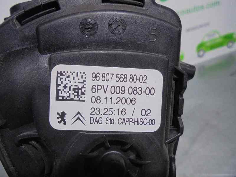 POTENCIOMETRO PEDAL PEUGEOT 207 XS  1.4 16V CAT (KFU / ET3J4) (88 CV) |   05.06 - 12.07_img_3