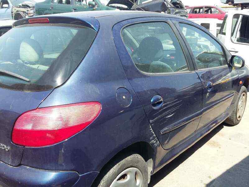 PEUGEOT 206 BERLINA XT  1.9 Diesel (69 CV)     12.98 - 12.02_img_4