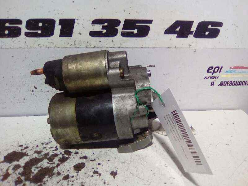 MOTOR ARRANQUE PEUGEOT 206 BERLINA XR  1.1  (60 CV) |   06.98 - 12.02_img_1