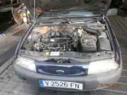 ford fiesta courier (dx) 1.8 diesel cat   (60 cv)  WF05XXBAJ5T