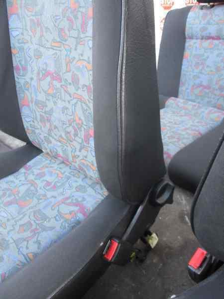 JUEGO ASIENTOS COMPLETO SEAT IBIZA (6K) CL  1.05 CAT (AAU) (45 CV) |   09.95 - 12.96_img_5