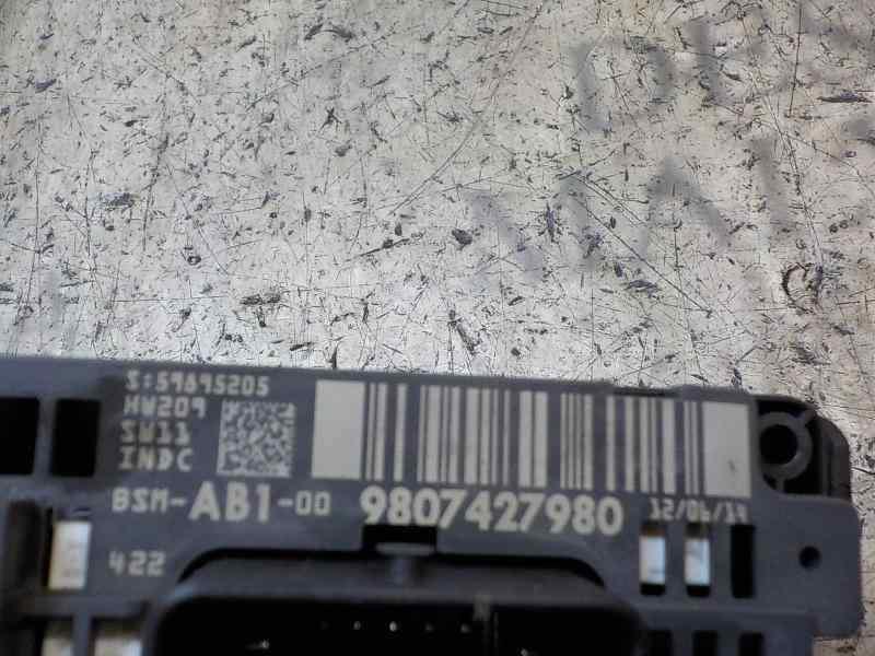 CAJA RELES / FUSIBLES CITROEN DS4 Design  1.6 e-HDi FAP (114 CV) |   11.12 - 12.15_img_3