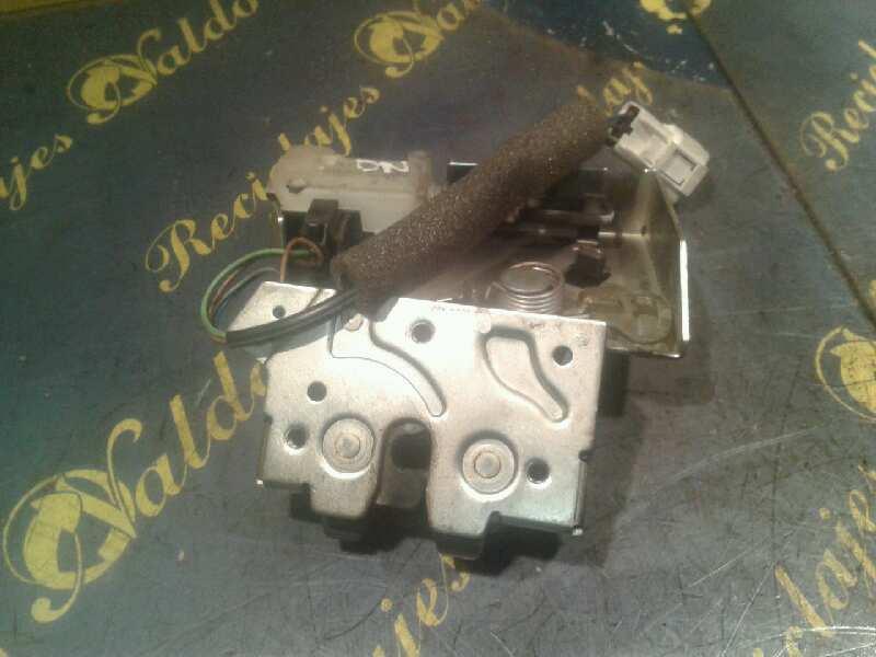 RENAULT MEGANE II BERLINA 3P Confort Authentique  1.9 dCi Diesel (120 CV) |   07.02 - 12.05_img_1