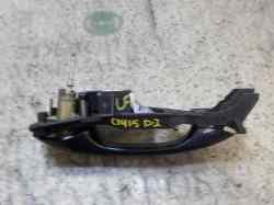 MANETA EXTERIOR DELANTERA IZQUIERDA MERCEDES CLASE E (W211) BERLINA E 350 (211.056)  3.5 V6 CAT (272 CV) |   10.04 - 12.09_mini_2