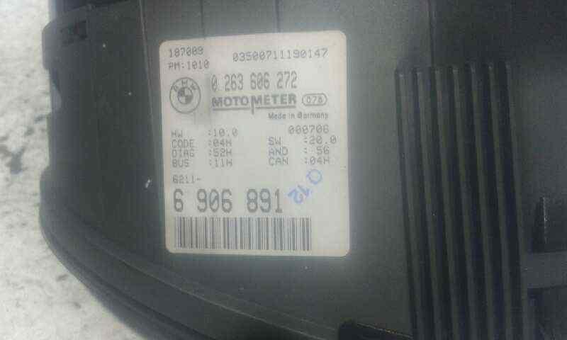 CUADRO INSTRUMENTOS BMW SERIE 3 BERLINA (E46) 330d  3.0 24V Turbodiesel CAT (184 CV) |   02.00 - 12.03_img_3