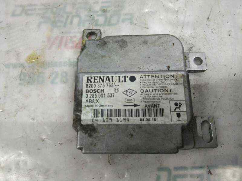 CENTRALITA AIRBAG RENAULT CLIO II FASE II (B/CB0) Authentique  1.5 dCi Diesel (82 CV)     0.01 - ..._img_0