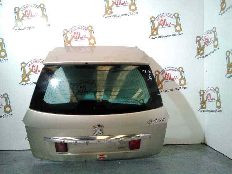 PORTON TRASERO PEUGEOT 407 SW Premium  2.0 16V HDi FAP CAT (RHR / DW10BTED4) (136 CV)     05.04 - 12.09_img_0