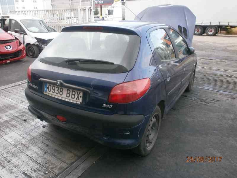 PARAGOLPES DELANTERO PEUGEOT 206 BERLINA 1.9 Diesel   (69 CV) |   0.98 - ..._img_4