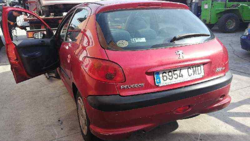 PEUGEOT 206 BERLINA XR  2.0 HDi CAT (90 CV) |   12.99 - 12.01_img_0