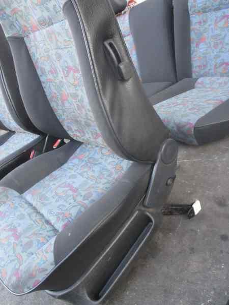 JUEGO ASIENTOS COMPLETO SEAT IBIZA (6K) CL  1.05 CAT (AAU) (45 CV) |   09.95 - 12.96_img_3