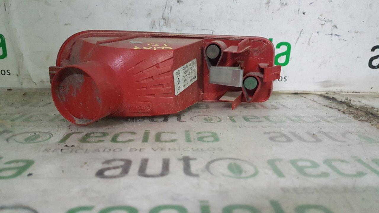 PILOTO TRASERO DERECHO PARAGOLPES RENAULT CLIO GRANDTOUR Dynamique  1.5 dCi Diesel CAT (86 CV) |   0.08 - ..._img_1