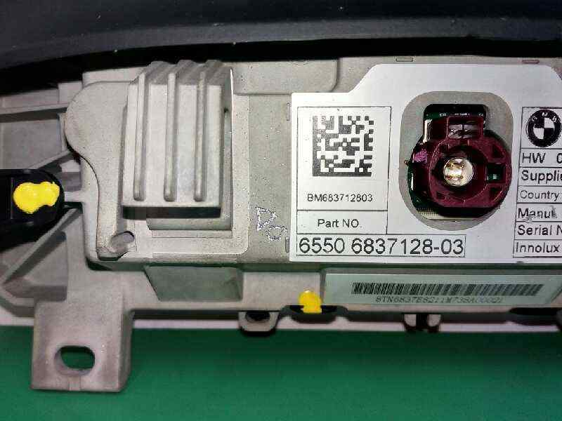 PANTALLA MULTIFUNCION BMW BAUREIHE 3 TOURING  (F31) 318d  2.0 16V Turbodiesel (150 CV) |   0.15 - ..._img_3