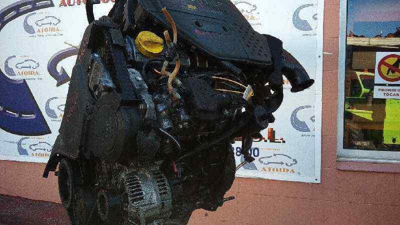 MOTOR COMPLETO RENAULT MEGANE I FASE 2 CLASSIC (LA..) 1.9 D Authentique   (64 CV) |   10.00 - 12.01_img_0