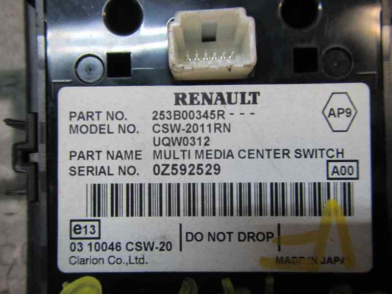MANDO MULTIFUNCION RENAULT SCENIC III Grand Dynamique  2.0 16V (140 CV) |   0.09 - ..._img_4