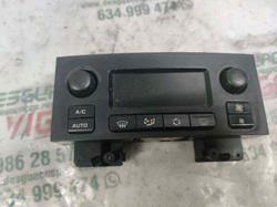 mando calefaccion / aire acondicionado peugeot 307 berlina (s2) x-line 1.6 16v hdi (90 cv) 2005-2006
