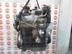 motor completo seat ibiza (6l1) fresh  1.9 tdi (101 cv) 2003-2004  ATD