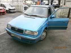 skoda felicia berlina ( 791) blue sky  1.9 diesel cat (64 cv) 1998-  TMBEHH614X0