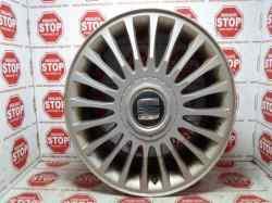 llanta seat leon (1m1) sport 4x4 1.8 20v turbo (180 cv) 2000-2002