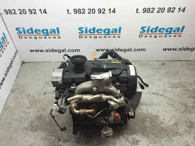 MOTOR COMPLETO SEAT CORDOBA BERLINA (6L2) Sportrider II  1.9 TDI (101 CV) |   01.08 - 12.09_img_0