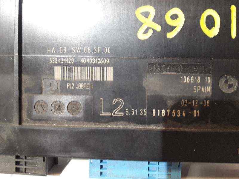 CENTRALITA CHECK CONTROL BMW SERIE 1 BERLINA (E81/E87) 120d  2.0 Turbodiesel CAT (177 CV)     03.07 - 12.12_img_1