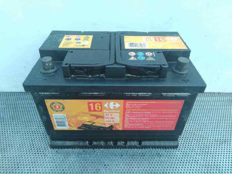 BATERIA PEUGEOT 407 ST Confort  2.0 16V HDi CAT (RHR / DW10BTED4) (136 CV)     0.04 - ..._img_0