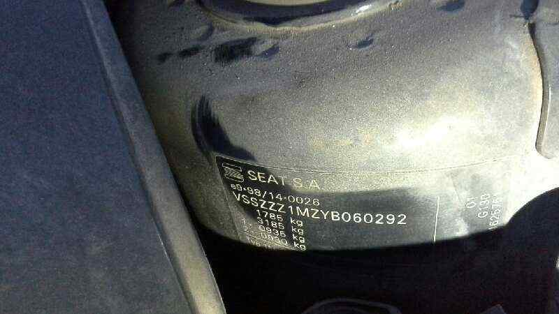 SEAT TOLEDO (1M2) Select  1.9 TDI (110 CV) |   01.99 - 12.04_img_3