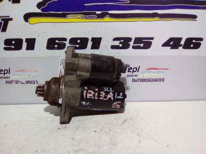 MOTOR ARRANQUE SEAT IBIZA (6L1) 1.2   (64 CV) |   0.02 - ..._img_3