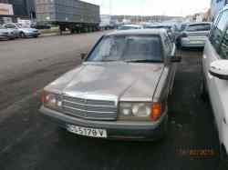 mercedes clase c (w201) berlina 2.5 d 190 (201.126)   (90 cv) 1985- OM602911 WDBZ011261F
