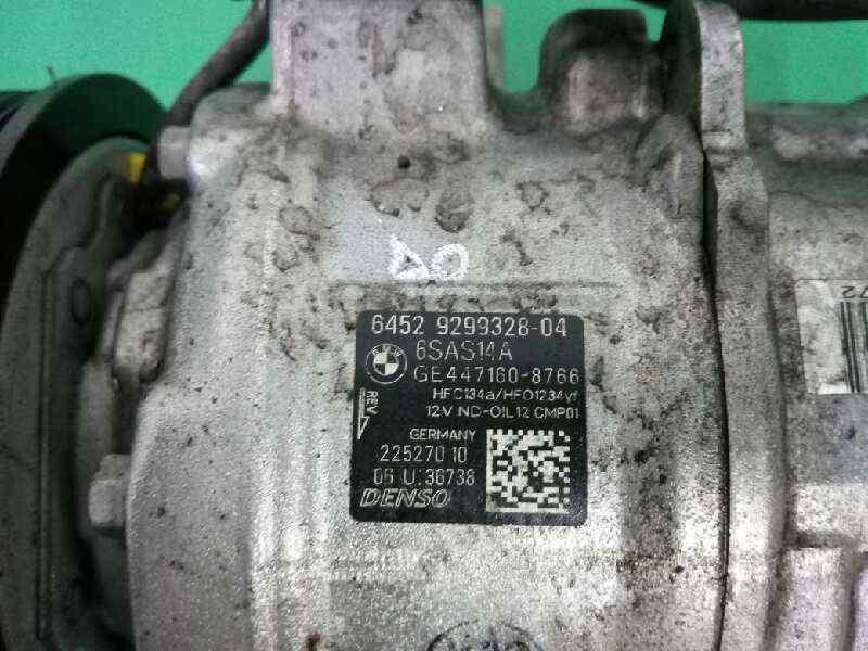 COMPRESOR AIRE ACONDICIONADO BMW BAUREIHE 3 TOURING  (F31) 318d  2.0 16V Turbodiesel (150 CV)     0.15 - ..._img_1