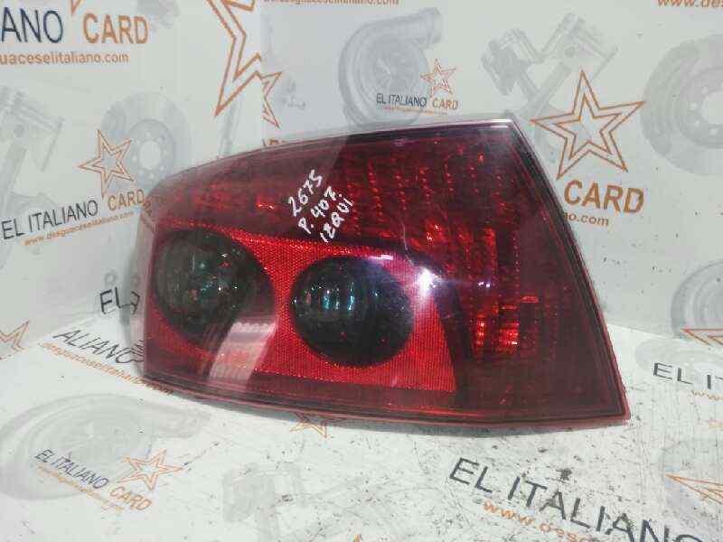 PILOTO TRASERO IZQUIERDO PEUGEOT 407 ST Confort  2.0 16V CAT (136 CV) |   05.04 - 12.05_img_0