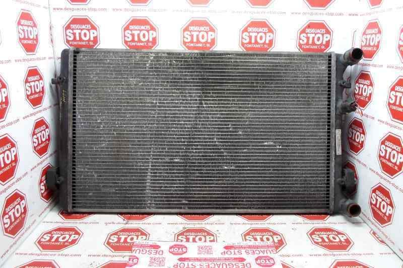 RADIADOR AGUA SEAT LEON (1M1) Sport 4X4  1.8 20V Turbo (180 CV)     01.00 - 12.02_img_0